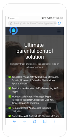 Mobile Phone Tracker, Employee Monitoring, Parental Control