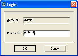Provide password to log into registration form