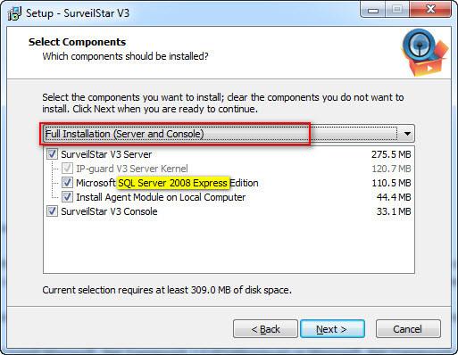 Саму процедуру установки sql server 2005 можно прочитать